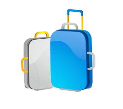 スーツケース①